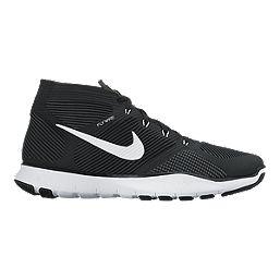 Nike Men's Free Train Instinct Training Shoes - Black/White