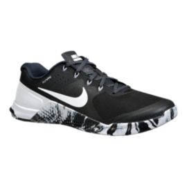 Nike Men's Metcon 2 Training Shoes - Black/White