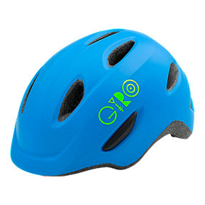 Giro Scamp Matte Kids' Bike Helmet - Blue