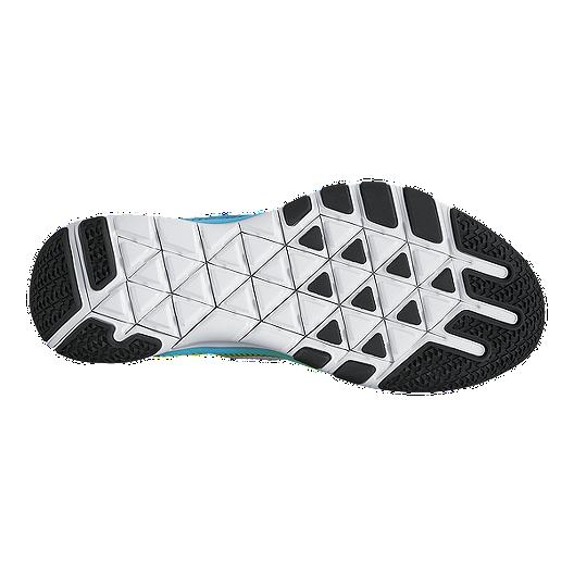 innovative design 697be 4a435 Nike Men s Free Train Versatility Training Shoes - Black Teal Green