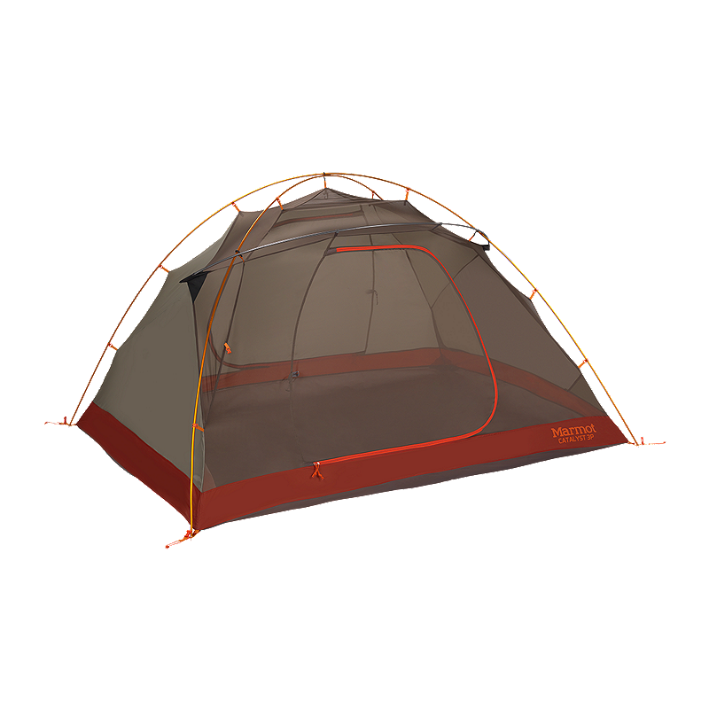Marmot Catalyst 3 Person Tent with Footprint ($199.98)