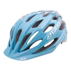 Giro Verona Ice Blue Flowers Women's Helmet