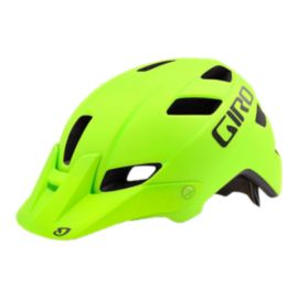 Giro Feature Matte Helmet - Lime
