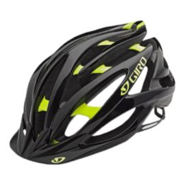 Giro Fathom Bike Helmet - Black/Highlight