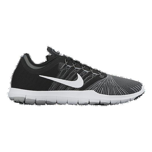 65a8856b96f8 Nike Women s Flex Adapt TR Training Shoes - Black Pattern Grey ...