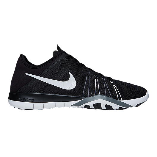 finest selection 85cee 3bf51 Nike Women s Free TR 6 Training Shoes - Black White   Sport Chek