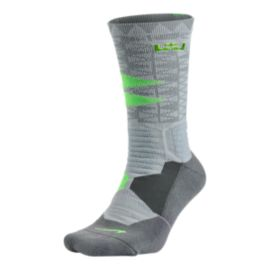 Nike LeBron Hyperelite Basketball Men's Crew Socks