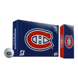 Bridgestone e6 12 Pack - Montreal Canadiens