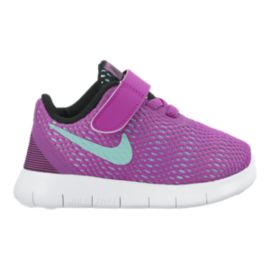 Nike Free Run Girls' Toddler Running Shoes