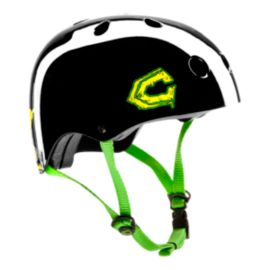 Capix FNX Kids' Black Bike Helmet - 2016