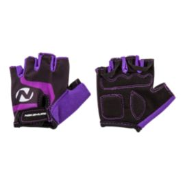 Nakamura Comox Kids SF Bike Gloves - Purple