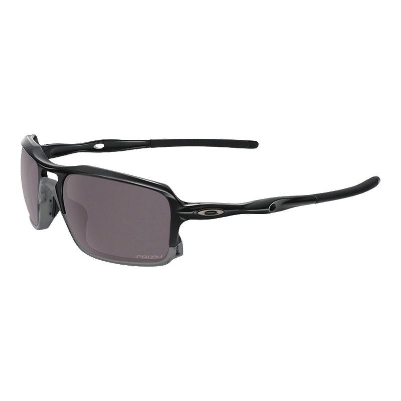 4dda2e7020 Oakley Triggerman Sunglasses- Polished Black with Prizm Daily Polarized  Lenses