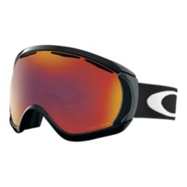 Oakley Canopy Matte Black Goggles with Prizm Torch Iridium Lenses