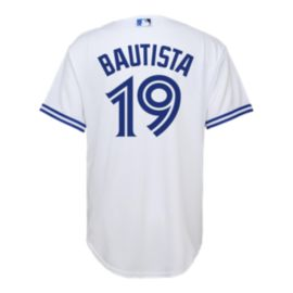 Toronto Blue Jays Kids' Jose Bautista Batting Practice Player Authentic Baseball Jersey