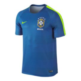 Brazil Pre Match Flash Top