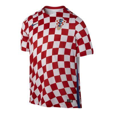 Croatia Home Soccer Jersey