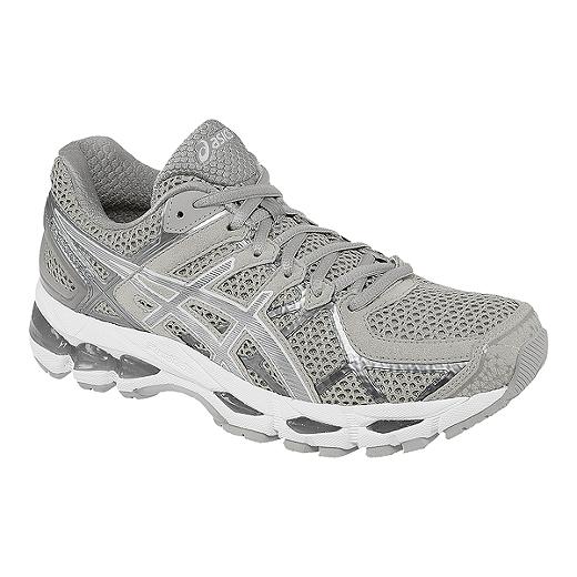 ASICS | - Chaussures de course de Gel Kayano 21 femme, pour femme, gris/ blanc | 8f4d756 - trumpfacts.website