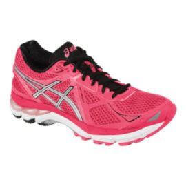 ASICS Women's GT-2000 3 Running Shoes - Pink/Silver