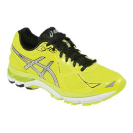 ASICS Women's GT-2000 3 Running Shoes - Yellow/Silver/Black