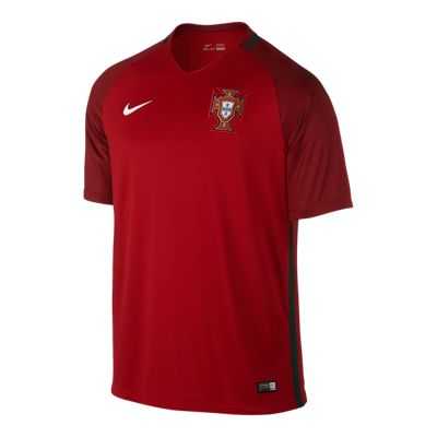 Portugal Home Soccer Jersey