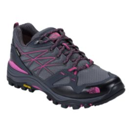 The North Face Women's Hedgehog Fastpack GTX Multi-Sports Shoes - Grey/Rose