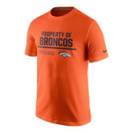 Denver Broncos Property Of Tee