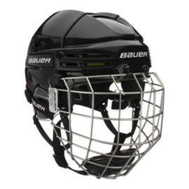 Bauer RE-AKT 75 Senior Hockey Helmet & Facemask Combo
