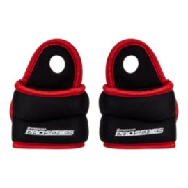 Energetics Pro Series Wrist Weights 2.5lbs.