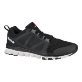 Reebok Men's Hexaffect Run 3.0 Running Shoes - Black