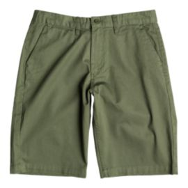 DC Worker Roomy 22 Inch Men's Walkshorts