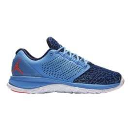 Nike Men's Jordan Flight Runner 3 Running Shoes - Blue/White