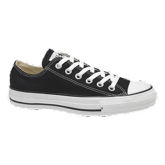 8d8f62eda16e Converse Women s CT Ox Shoes - Black