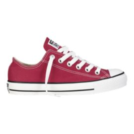 Converse Women's CT Ox Shoes - Red