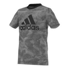 adidas Essentials AOP Kids' Tee