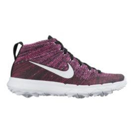 Nike Free-Inspired FlyKnit Chukka Women's Golf Shoes