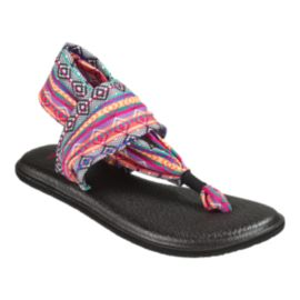Sanuk Women's Yogo Sling 2 Print Sandals - Tribal