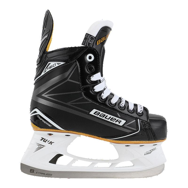 8409e8dde65 Bauer Supreme S160 Junior Hockey Skates