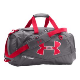 Under Armour Undeniable II Medium Duffel - Grey