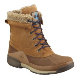 Columbia Men's Bugaboot Original Tall OH Winter Boots - Brown
