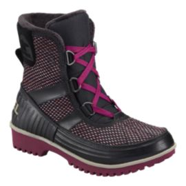 Sorel Women's Tivoli II Winter Boots - Black