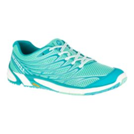Merrell Women's Bare Access Arc 4 Trail Running Shoes - Teal Blue