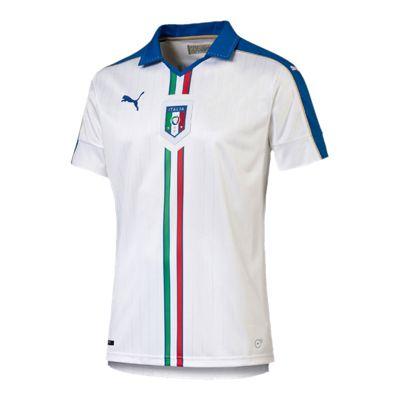 Italy Away Soccer Jersey
