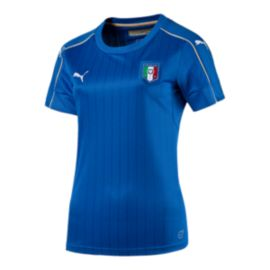 Italy Home Women's Soccer Jersey