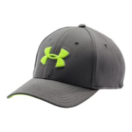Under Armour Blitzing II Stretch Fit Men's Cap
