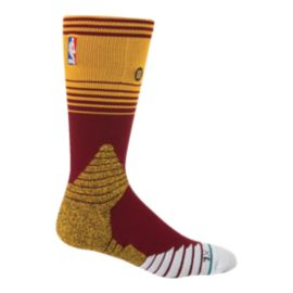Stance Cavs On Court Men's Crew Socks