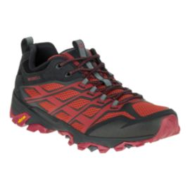 Merrell Moab FST Men's Multi-Sport Shoes - Red/Black