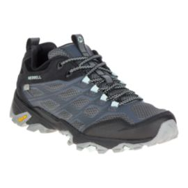 Merrell Women's Moab FST Waterproof Multi-Sport Shoes - Black