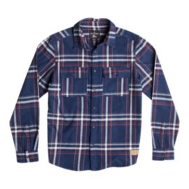 DC Wes Flannel Men's Long Sleeve Top