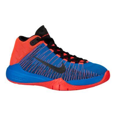 23e86a40416a04 Nike Zoom Ascention Youth Blue