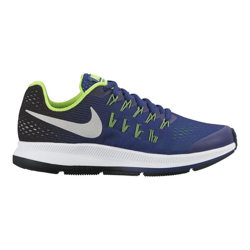 nike zoom pegasus 33 grade school running shoes